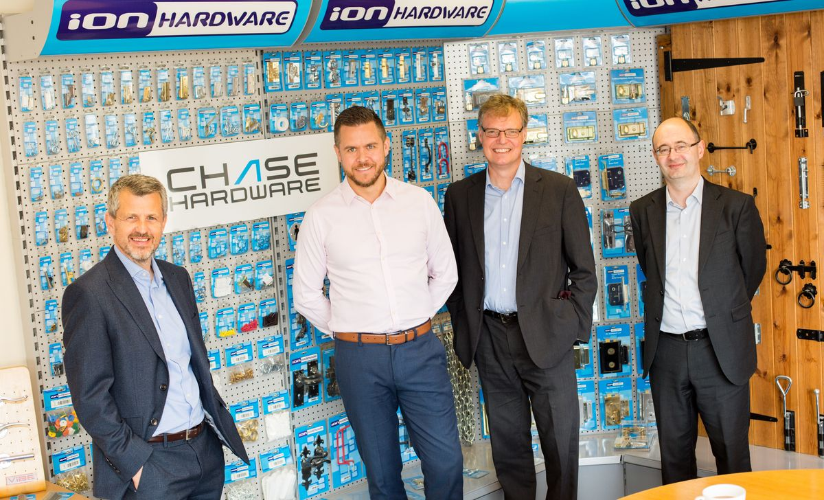 Chase Hardware announces management buyout