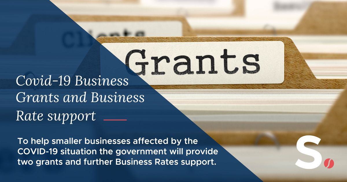 Covid-19 Grants and Business Rates Support