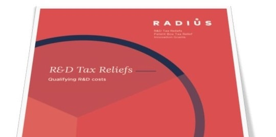 R&D Tax Credits Qualifying R&D costs