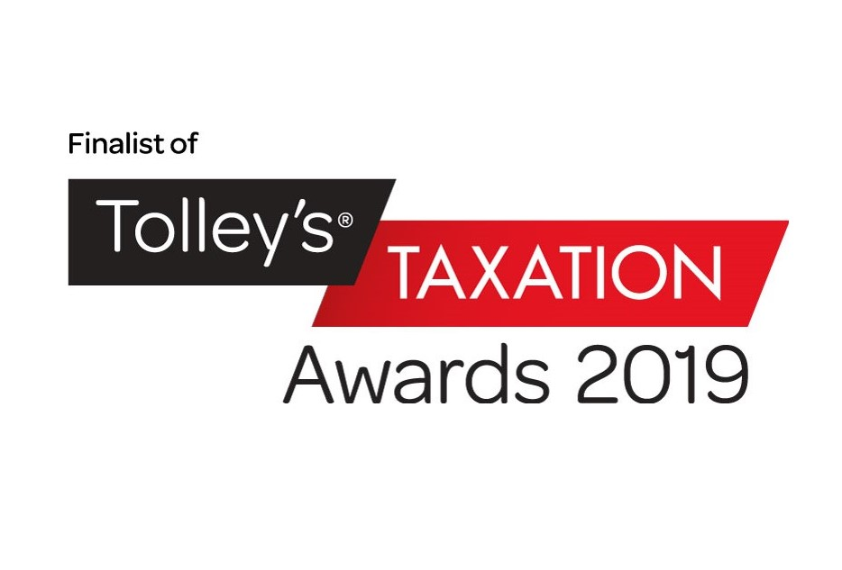 Best Private Client Practice - Finalists at National Tax awards