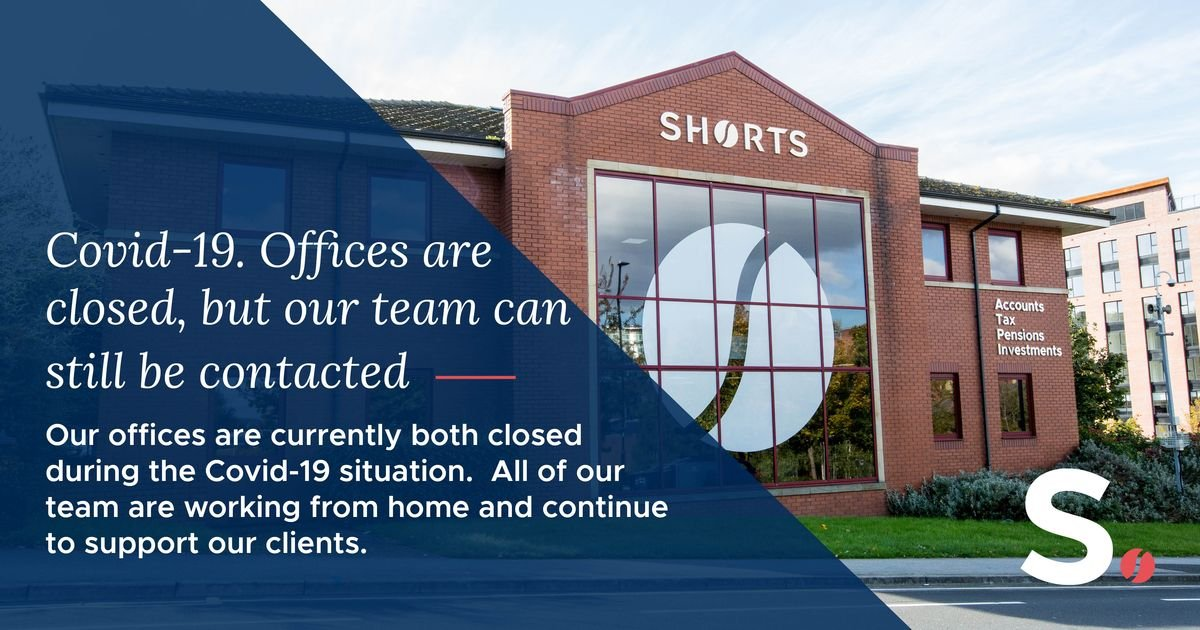 Our offices may be closed, but you can still contact us